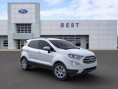 New 2020 Ford EcoSport SE SUV Nashua, NH