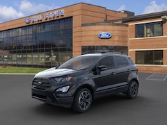 New 2020 Ford EcoSport SES Crossover for sale in Livonia, MI