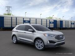 New 2020 Ford Edge Titanium Front-Wheel Drive (F SUV for Sale in Leesville, LA