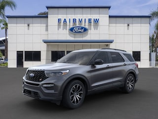 New 2020 Ford Explorer ST SUV 1FM5K8GC4LGA45156 For sale near Fontana, CA