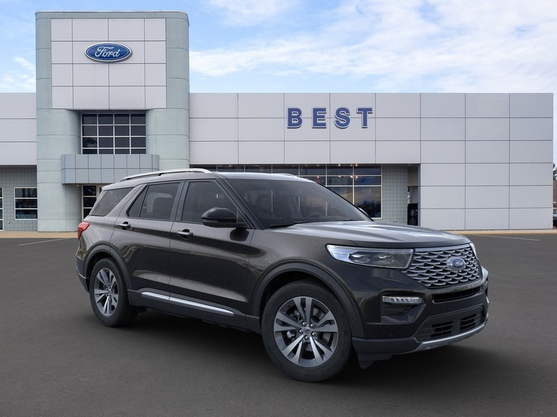 2020 Ford Explorer Platinum SUV For Sale in Nashua, NH
