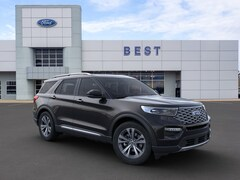 New 2020 Ford Explorer Platinum SUV For Sale in Nashua, NH