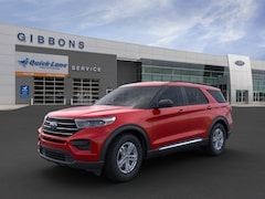 New 2020 Ford Explorer XLT SUV for sale near Scranton, PA