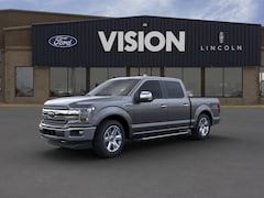 2020 Ford F-150 Lariat 4x4 SuperCrew Cab Styleside 5.5 ft. box 145 Truck SuperCrew Cab