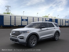 new 2021 Ford Explorer XLT SUV for sale in bedford in