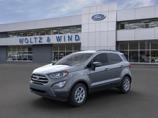 New 2020 Ford EcoSport SE SUV MAJ6S3GL2LC368808 in Heidelberg, PA