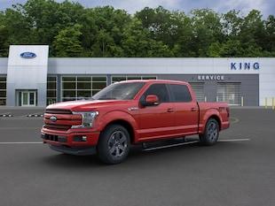 2020 Ford F-150 Lariat Truck 1FTEW1E42LFA05658