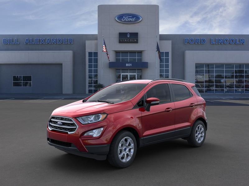 2020 Ford EcoSport Crossover