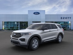 New 2020 Ford Explorer XLT SUV in Holly, MI