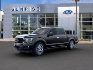 2019 Ford F-150 Limited 4WD Supercrew 5.5 BOX truck