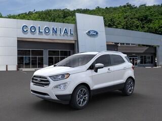 New 2019 Ford EcoSport Titanium Crossover in Danbury, CT
