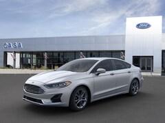 New 2020 Ford Fusion SEL Sedan 200030 in El Paso, TX