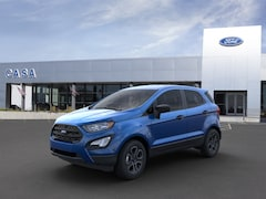 New 2020 Ford EcoSport S Crossover 200137 in El Paso, TX