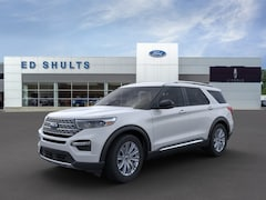 New 2020 Ford Explorer Limited SUV JF20177 in Jamestown, NY