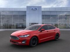 New 2020 Ford Fusion SE Sedan in Mahwah