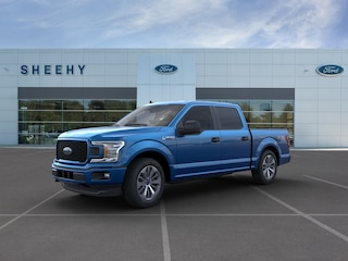 New 2020 Ford F-150 STX Truck SuperCrew Cab in Ashland, VA