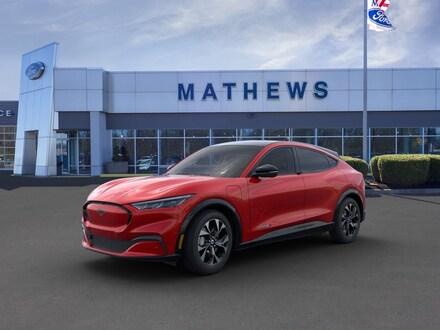 2021 Ford Mustang Mach-E Premium SUV 3FMTK3R72MMA03733