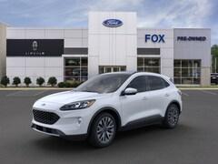 New 2020 Ford Escape Hybrid Titanium SUV in Traverse City, MI