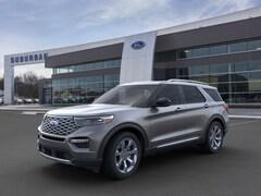2021 Ford Explorer Platinum SUV 210285 in Waterford, MI