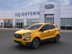 New 2021 Ford EcoSport S S  Crossover for Sale in Uniontown, PA