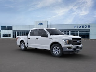 2020 Ford F-150 XL 4X4 Truck SuperCrew Cab