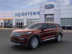 New 2020 Ford Explorer Limited AWD Limited  SUV for Sale in Uniontown, PA