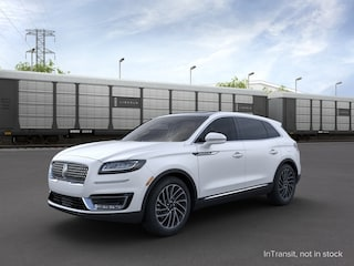 New 2020 Lincoln Nautilus Reserve SUV LBL28486 in East Hartford, CT