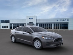 All-New 2020 Ford Fusion S Sedan Front-Wheel Drive (F For Sale in Alexandria, LA
