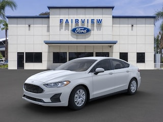 New 2020 Ford Fusion S Sedan 3FA6P0G78LR238858 For sale near Fontana, CA