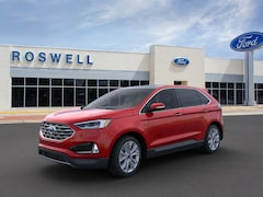 New 2020 Ford Edge Titanium SUV For Sale in Roswell, NM