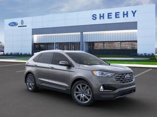 New 2021 Ford Edge Titanium SUV in Warrenton, VA