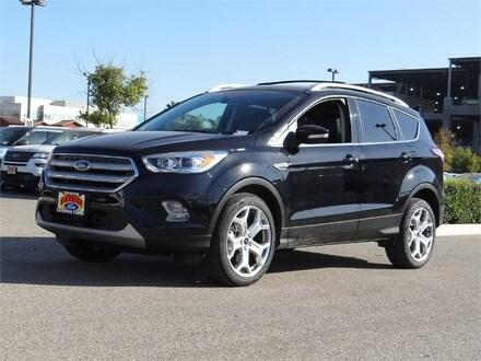 2018 Ford Escape Titanium 4WD suv