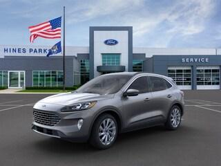 2021 Ford Escape Titanm AWD SUV