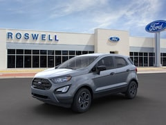 New 2020 Ford EcoSport S SUV For Sale in Roswell, NM
