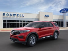 New 2020 Ford Explorer XLT SUV For Sale in Roswell, NM