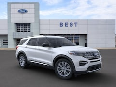 New 2020 Ford Explorer Limited SUV For Sale in Nashua, NH