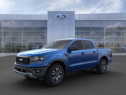 2019 Ford Ranger XLT Truck SuperCrew for sale in Springfield, IL