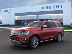 New 2019 Ford Expedition Platinum SUV for sale near you in Warrenton, VA