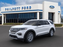 New 2020 Ford Explorer Limited SUV for sale in Nederland