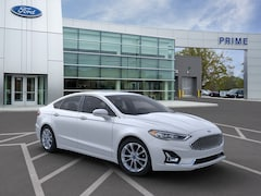 New 2020 Ford Fusion Energi Titanium Sedan in Auburn, MA