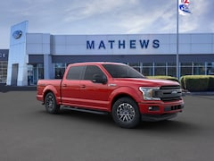 2020 Ford F-150 XLT Truck 1FTEW1EP3LFB45440