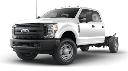 2019 Ford F-350 Chassis XL 2WD Crew Cab 179 WB 60 CA