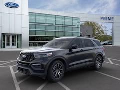 New 2020 Ford Explorer ST SUV in Auburn, MA
