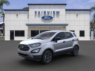 New 2020 Ford EcoSport S Crossover MAJ3S2FE5LC363702 For sale near Fontana, CA