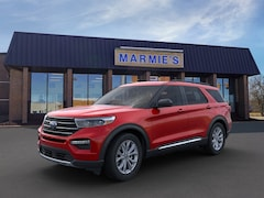 New 2020 Ford Explorer XLT SUV in Great Bend near Russell