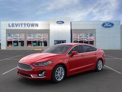 New 2020 Ford Fusion Energi Titanium Sedan 3FA6P0SU3LR235525 in Long Island