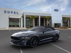 2020 Ford Mustang GT Premium Convertible for sale in Jacksonville at Duval Ford