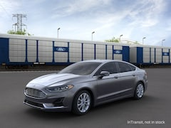 New 2020 Ford Fusion Hybrid SEL Sedan 3FA6P0MU4LR222327 in Long Island