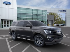 New 2020 Ford Expedition King Ranch SUV in Auburn, MA