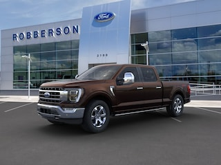 New 2021 Ford F-150 Lariat Truck SuperCrew Cab For Sale Bend, OR